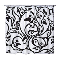 Halloween Ghosts Shower Curtain from Kids Bedding Company
