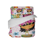 Hula Girl Hawaiian Comforter SET from Surf Bedding