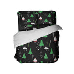 CHRISTMAS FOREST COMFORTER FROM KIDS BEDDING COMPANY
