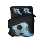 Soccer Comforter from Extremely Stoked Sports Bedding