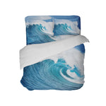 Ocean Wave Surf Comforter Set from Kids Bedding Company
