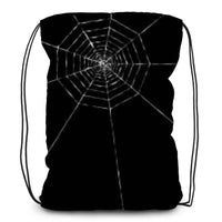 free halloween drawstring backpack candy bag