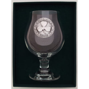 Belgian Style Craft Beer Glass