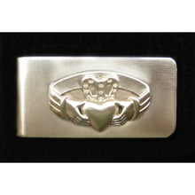 Claddagh Money Clip