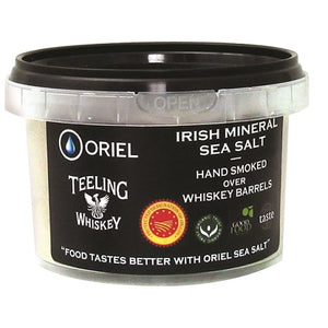 Teeling® Whiskey Smoked Salt