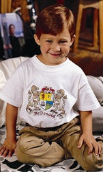 Kid's Coat-of-Arms Tee Shirt