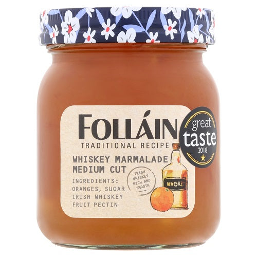 Follain Whiskey Marmalade Medium Cut
