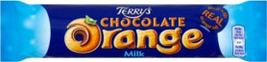 Terry's Irish Chocolate Orange Candy Bar