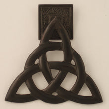 Brass Trinity Knot Door Knocker