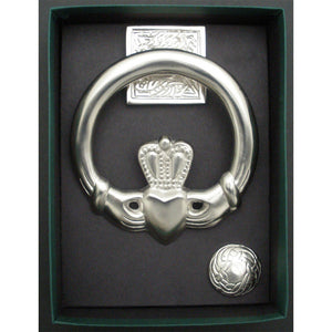 Large Claddagh Door Knocker