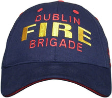 Dublin Fire Brigade Irish Cap