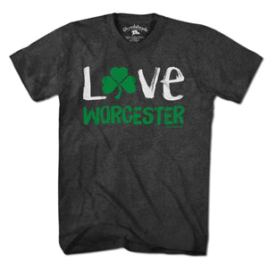 love worcester tee