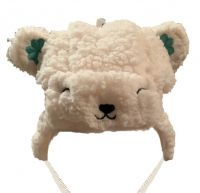 Warm and Cozy Infant Sheep Hat