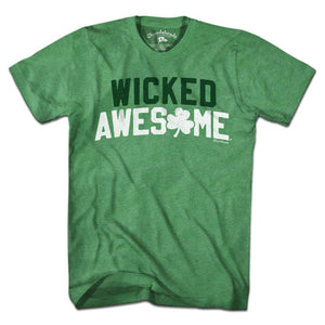 Wicked Awesome Shamrock T-Shirt