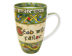 Royal Tara Cead Mile Failte China Mug