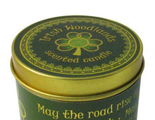 Irish Woodlands Scented Candle