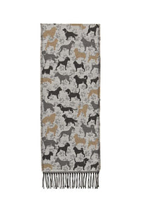 Jimmy Hourihan Irish Dog Scarf