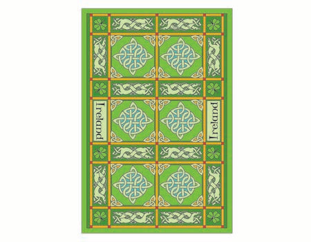 Celtic Knot Tea Towel