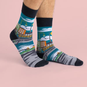 Dublin City Socks