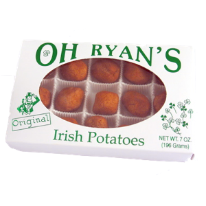 Oh Ryan's Irish Potatoes