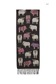 Jimmy Hourihan Sheep Scarf