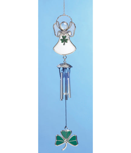 Small Irish Angel Windchime