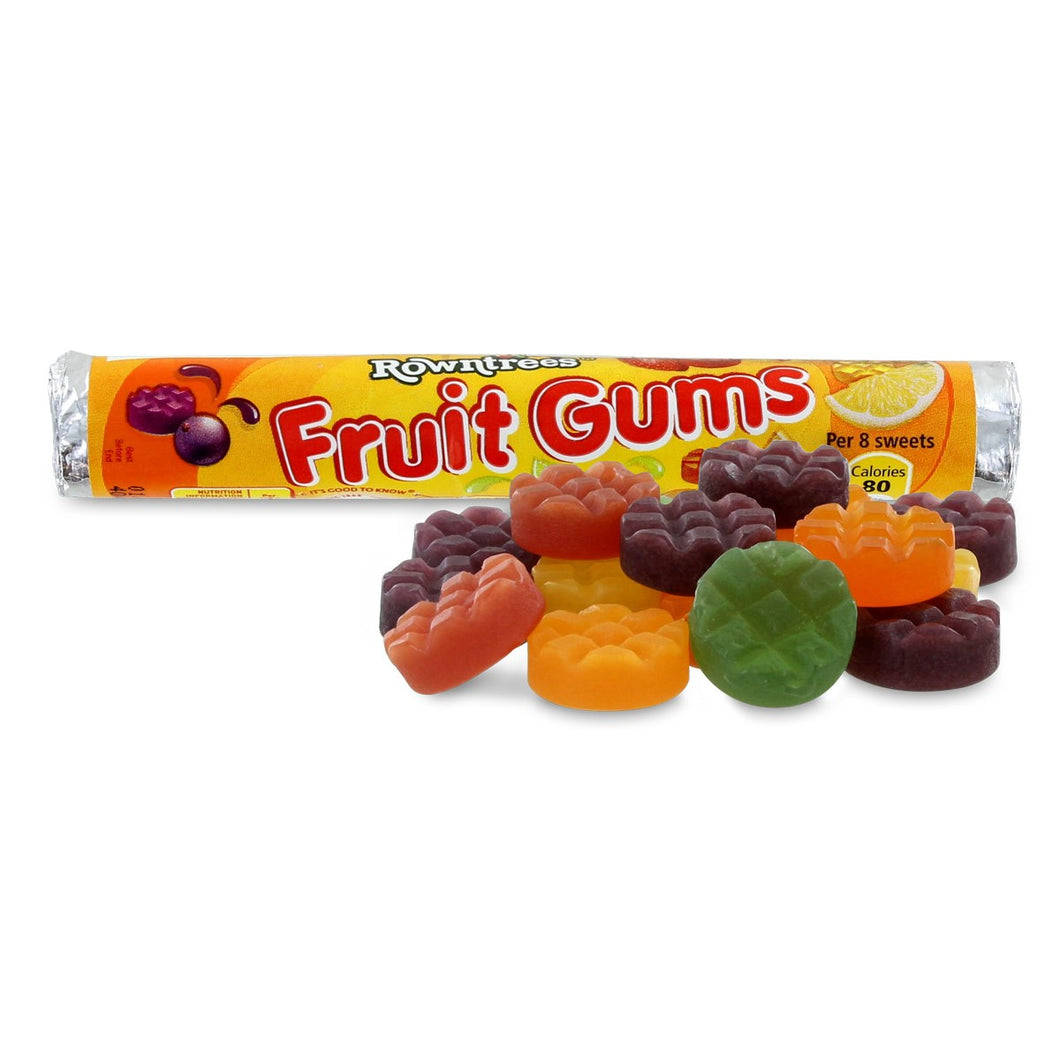 Nestle Rowntree Fruit Gums