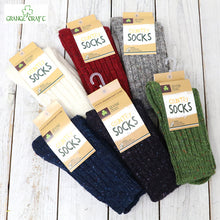 Authentic Irish Country Socks
