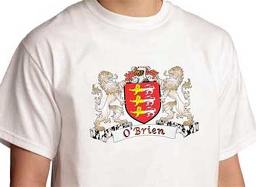 Coat of Arms Tee Shirt