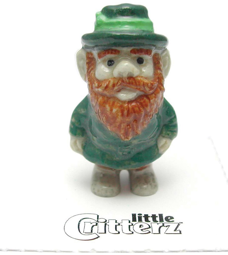 Fergus the Leprechaun