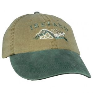 Embroidered Celtic Ireland Baseball Cap