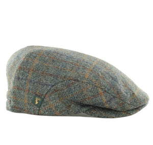 Mucross Weavers Trinity Wool Irish Flat Cap