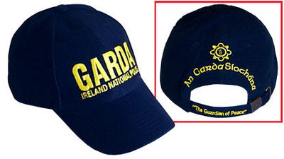 Garda Irish Police Cap