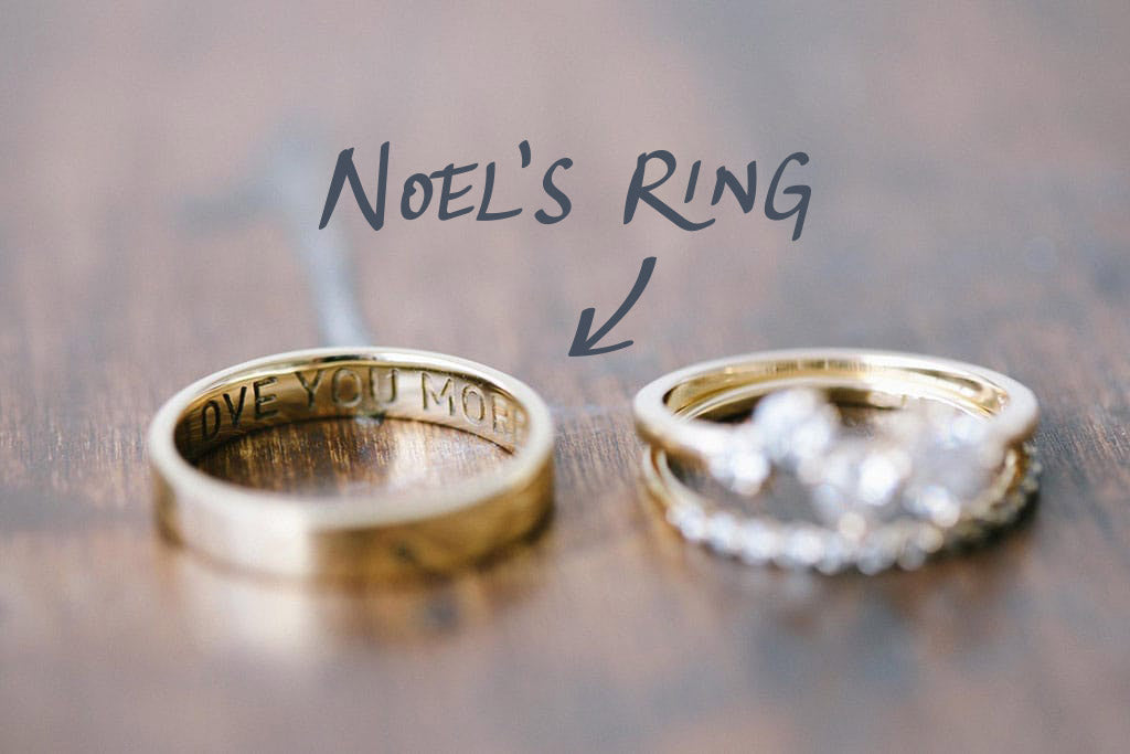 Julia Kinnunen Wedding Photographer Interview HOLDEN Rings
