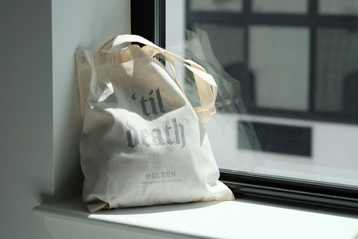 HOLDEN reusable tote