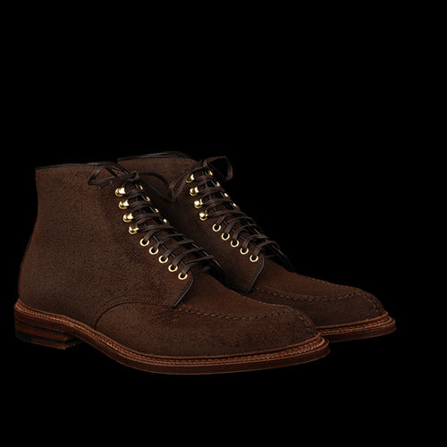 McCoppin Norwegian Front Boot in Reverse Tobacco Chamois 40207H