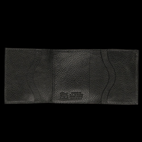 Small Elastic Wallet in Black