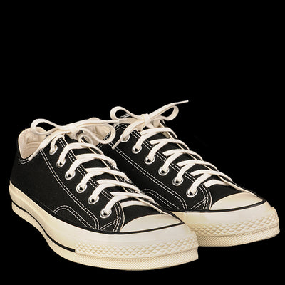 90c32c23aada Converse - All Star 70 OX in Black - UNIONMADE