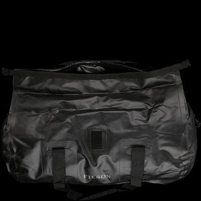 Filson - Dry Duffle Large in Black