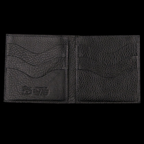 4x4 6 Slot Wallet in Black