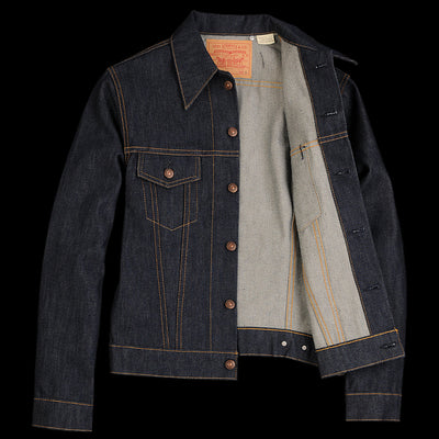 Levi's Vintage Clothing - 1967 Type III Trucker Jacket in Rigid