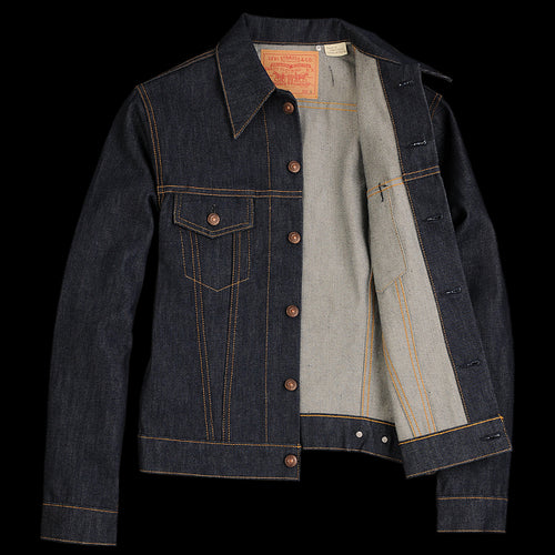 1967 Type III Trucker Jacket in Rigid