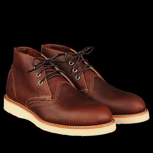 Work Chukka in Briar Oil Slick 3141