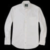 Gitman Vintage - Button Down Shirt in White Oxford