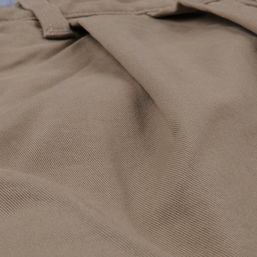 Two Pleat Chino in Khaki