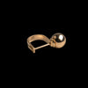 Cinq - Single Miqa Ear Anchor Earring in Gold Fill