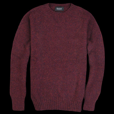 Howlin by Morrison - Birth of the Cool Sweater in Bordeaux