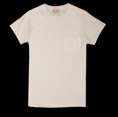 Levi's Vintage Clothing - 1950s Sportswear Tee in Milk White