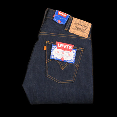 Levi's Vintage Clothing - 1970s 615 Regular Fit in Rigid