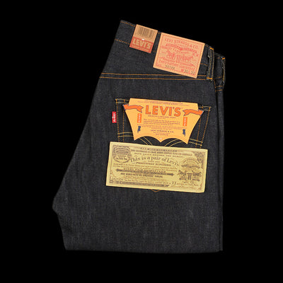 Levi's Vintage Clothing - 1955 501 in Rigid